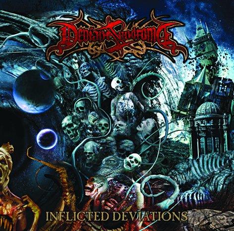 Вышел дебютный альбом DEVIANT SYNDROME - Inflicted Deviations (2011)