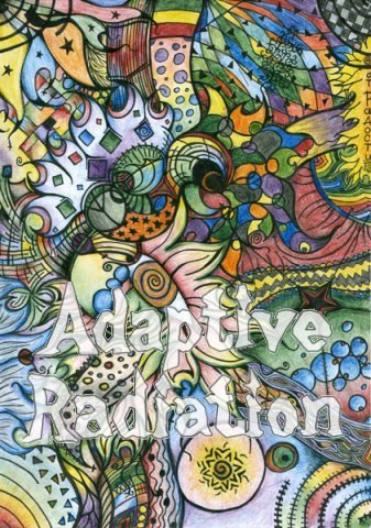 Дебютный EP группы ADAPTIVE RADIATION