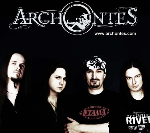 Новый трек ARCHONTES - Back In The Game