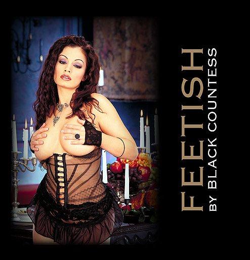Виниловый релиз BLACK COUNTESS - Feetish