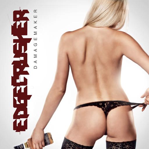 Дебютный альбом EDGECRUSHER - Damagemaker (2012)