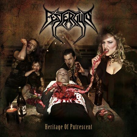 Вышел новый альбом FESTERGUTS - Heritage Of Putrescent (2013)