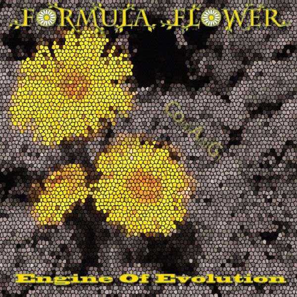 Дебютный альбом FORMULA FLOWER - Engine Of Evolution (2013)