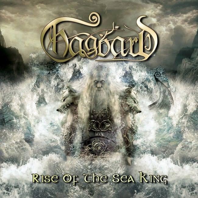 Дебютный альбом HAGBARD - Rise Of The Sea King (2013)