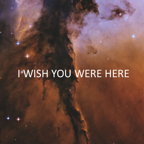 Новый трек I WISH YOU WERE HERE - Light