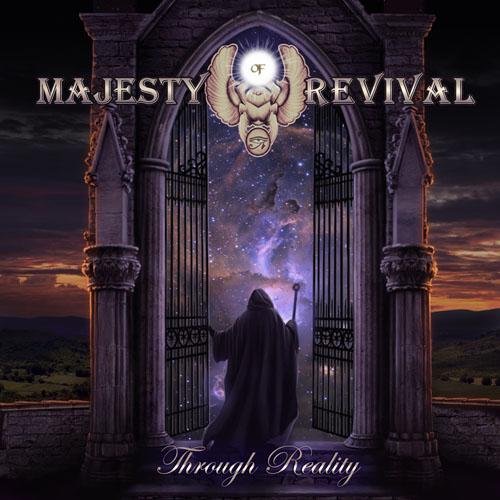 Вышел дебютный альбом MAJESTY OF REVIVAL - Through Reality (2012)