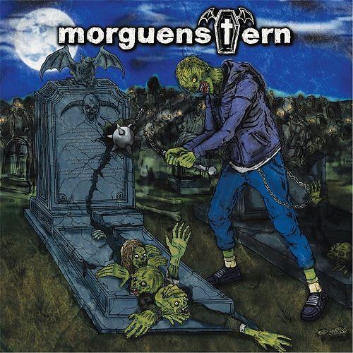 Вышел дебютный альбом MORGUENSTERN - Тяжесть могильная (2014)