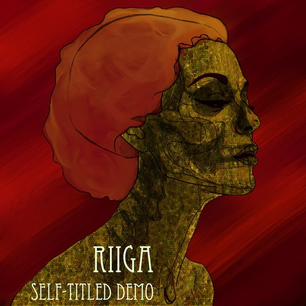 RIIGA - S/T Demo (2012)