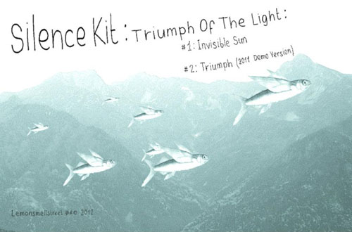 Новый сингл SILENCE KIT - Triumph Of The Light (2012)