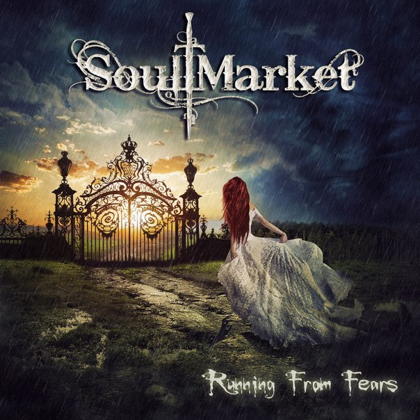 Дебютный альбом SOULMARKET - Running From Fears (2012)