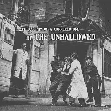 Вышел дебютный альбом THE UNHALLOWED - Philosophy Of A Cornered One (2011)