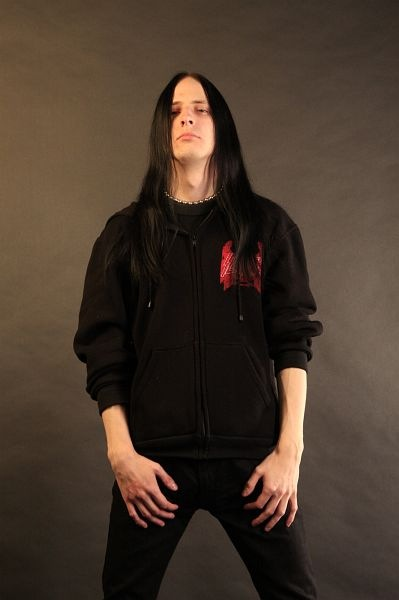 Евгений Нестеров (UNGRACE, SUMATRA, INFERIUS TORMENT, SHADOW HOST, ex-ILLIDIANCE)
