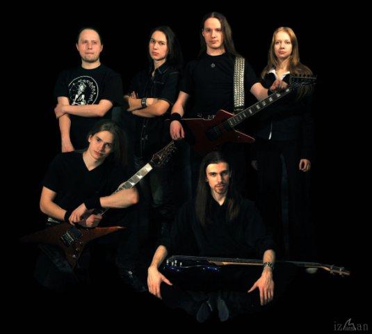 Новый сингл группы АЭДРА - Вечность назад (2011)