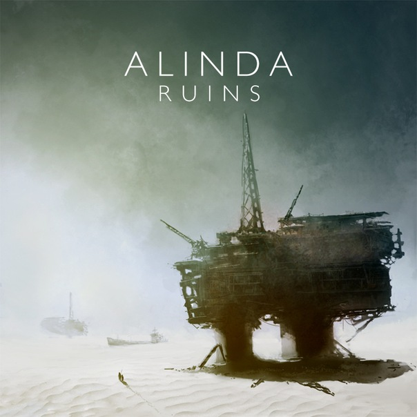 Дебютный EP группы ALINDA - Ruins (2011)