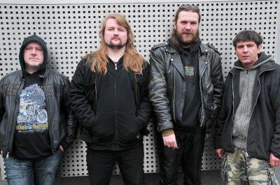 Демо новой песни BOROFF BAND - Металл