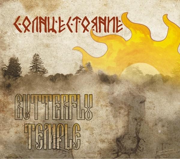 Вышел юбилейный альбом BUTTERFLY TEMPLE - Солнцестояние (Лучшее за 15 лет) (2010)
