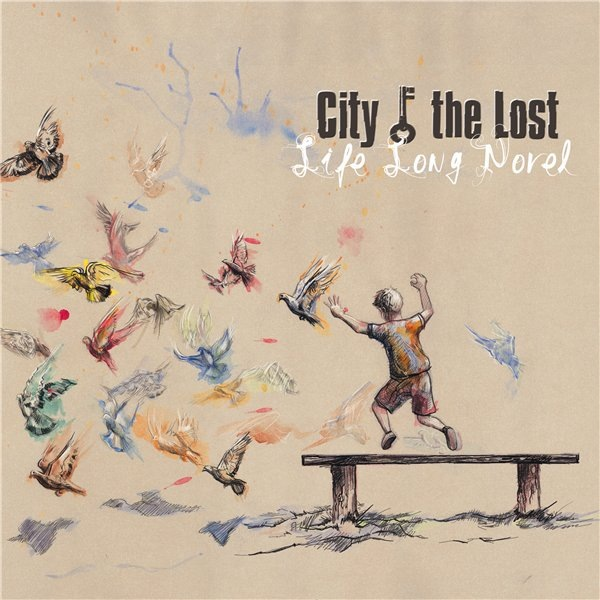 Дебютный EP группы CITY OF THE LOST - Life Long Novel (2011)
