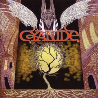 Вышел дебютный альбом CYANIDE - Cyanide (2011)