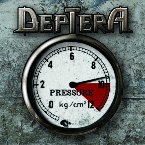 Дебютный EP группы DEPTERA - Pressure (2011)