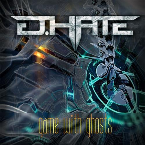 Вышел дебютный альбом D.HATE - Game With Ghosts (2011)