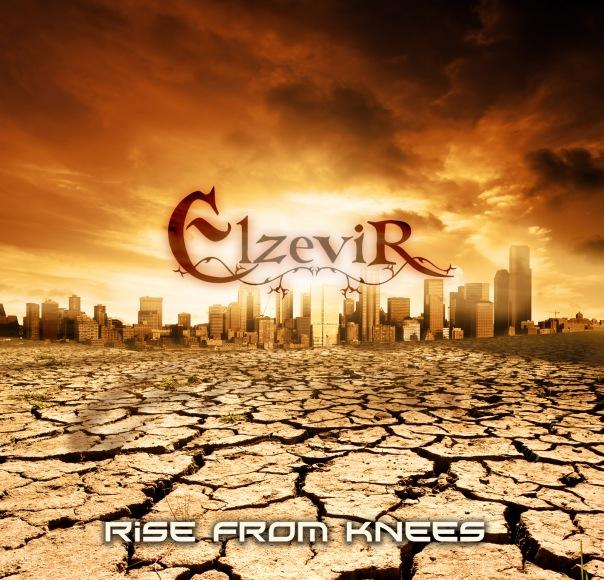 Дебютный альбом ELZEVIR - Rise From Knees (2011)