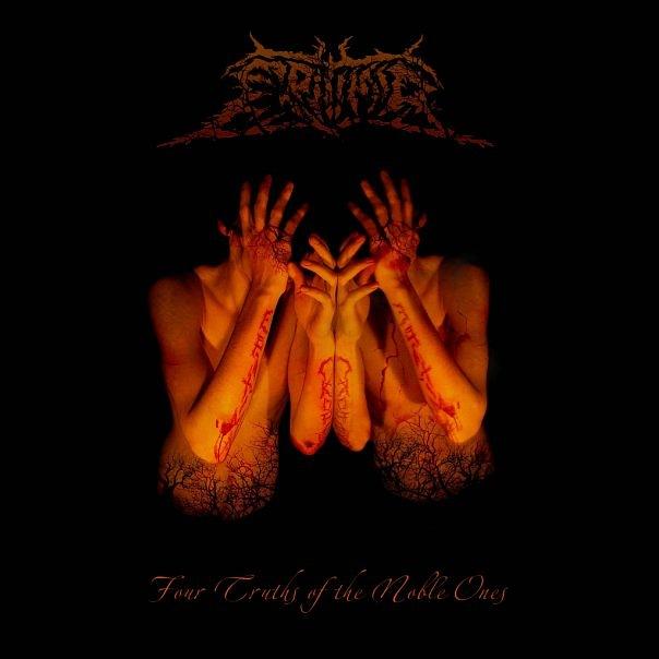 Вышел второй альбом EPITIMIA - Four Truths Of The Noble Ones (2010)
