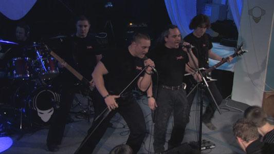 Видео группы ЭПОХА с фестиваля Meat For You