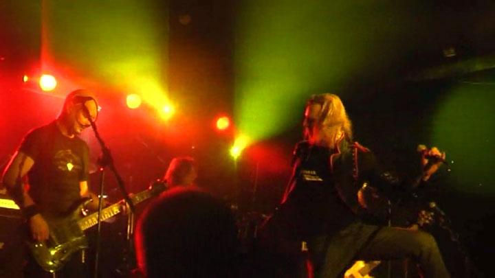 Концертное видео группы ФАКТОР СТРАХА (Арктика, 27.02.11)