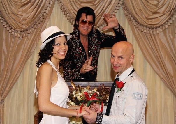 Свадьба Валерия Гаины