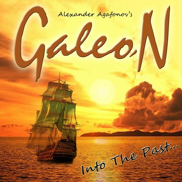 Новый альбом GALEON - Into The Past... (2011)