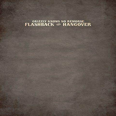 GRIZZLY KNOWS NO REMORSE - Flashback'N'Hangover (EP 2009)