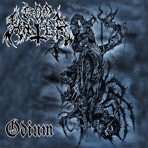 Дебютный альбом GODHATER - Odium (2011)