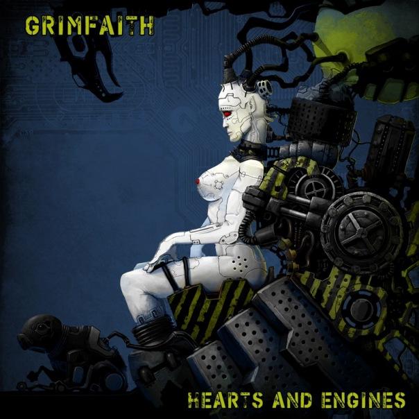Доступен для скачивания новый EP группы GRIMFAITH - Hearts And Engines (2011)