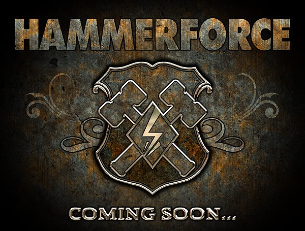 Новый сингл HAMMERFORCE - Mass Media
