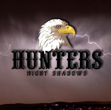 Подробности нового альбома HUNTERS - Night Shadows (2010)