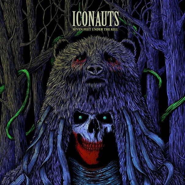 Доступен для скачивания новый EP группы ICONAUTS - Seven Feet Under The Kill (2011)