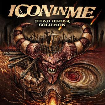 Вышел новый альбом ICON IN ME - Head Break Solution (2011)