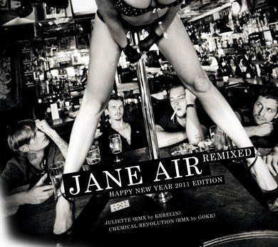 JANE AIR - Remixed Happy New Year 2011 Edition