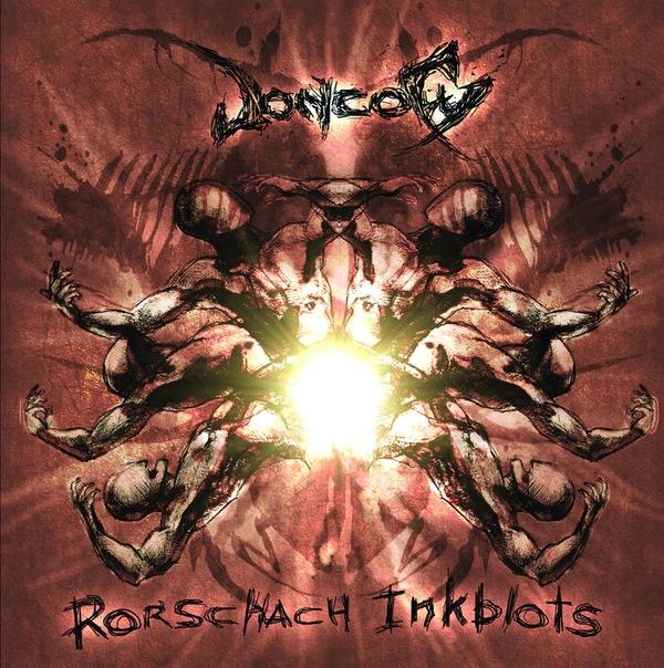 Дебютный EP группы JONCOFY - Rorschach Inkblots (2011)