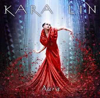 Доступен для скачивания дебютный альбом KARA LIN - Aura (2011)