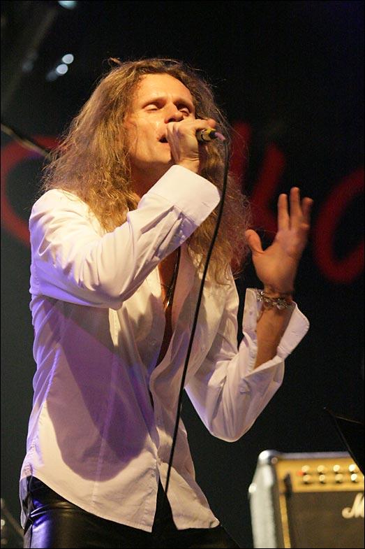 Дмитрий Авраменко (ХАРИЗМА) - новый вокалист группы КРУИЗ