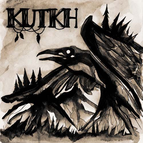 Дебютный EP группы KUTKH - Earth Without Light (2011)