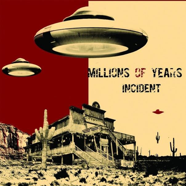 Вышел новый альбом MILLIONS OF YEARS - Incident (2010)
