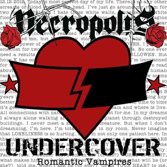 Доступен для скачивания новый альбом NECROPOLIS - Undercover (2011)