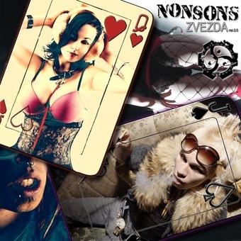 Вышел альбом NONSONS - Zvezda. Ver. 2.0 (2011)