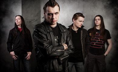 OBLIVION MACHINE закончили работу над вторым альбомом