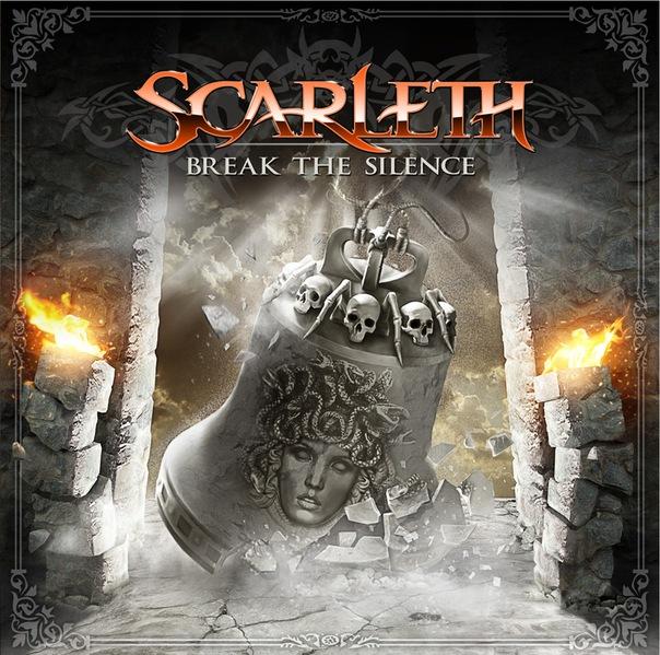 Подробности дебютного альбома SCARLETH - Break The Silence (2011)