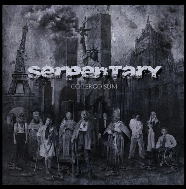 Вышел дебютный альбом SERPENTARY - Odi Ergo Sum (2011)