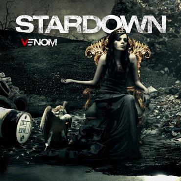 Новый сингл и подробности второго альбома STARDOWN - Venom (2011)
