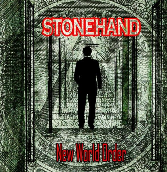 Вышел новый альбом группы STONEHAND - New World Order (2010)